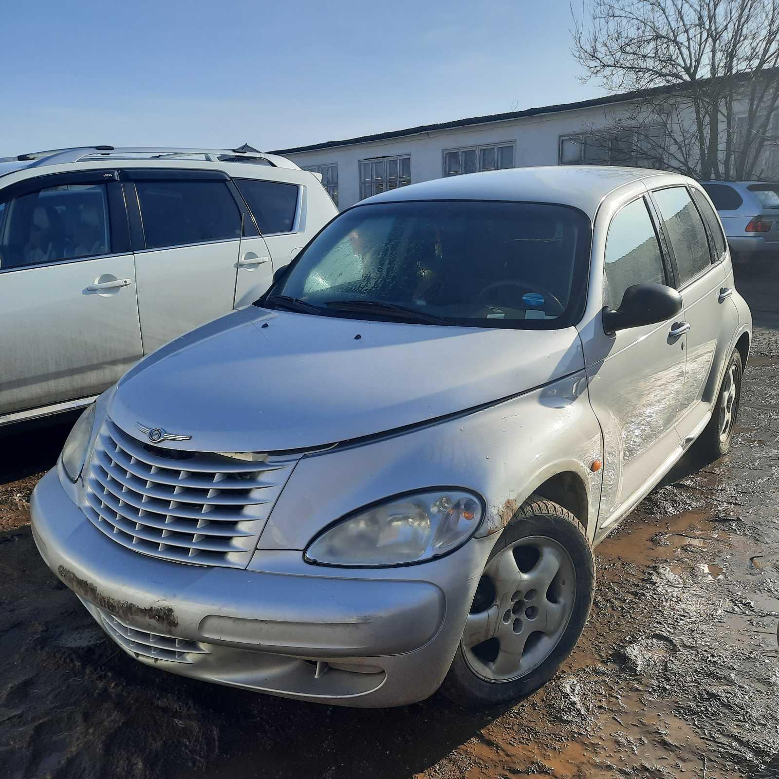 Naudotos automobiliu dallys Foto 3 Chrysler PT CRUISER 2001 2.0 Mechaninė Hečbekas 4/5 d. Pilka 2021-3-26 A6122
