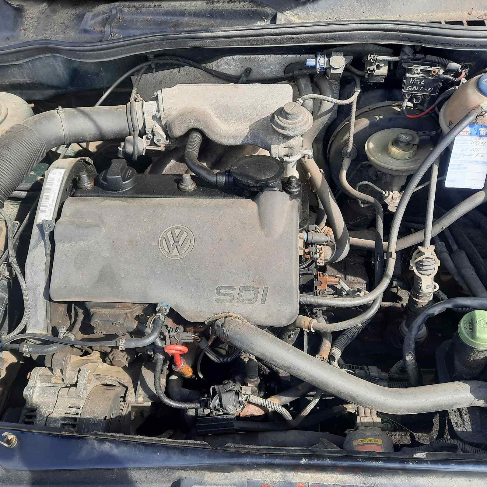 Foto-3 Volkswagen Polo Polo, III 1994.09 - 1999.12 1997 Diesel 1.9