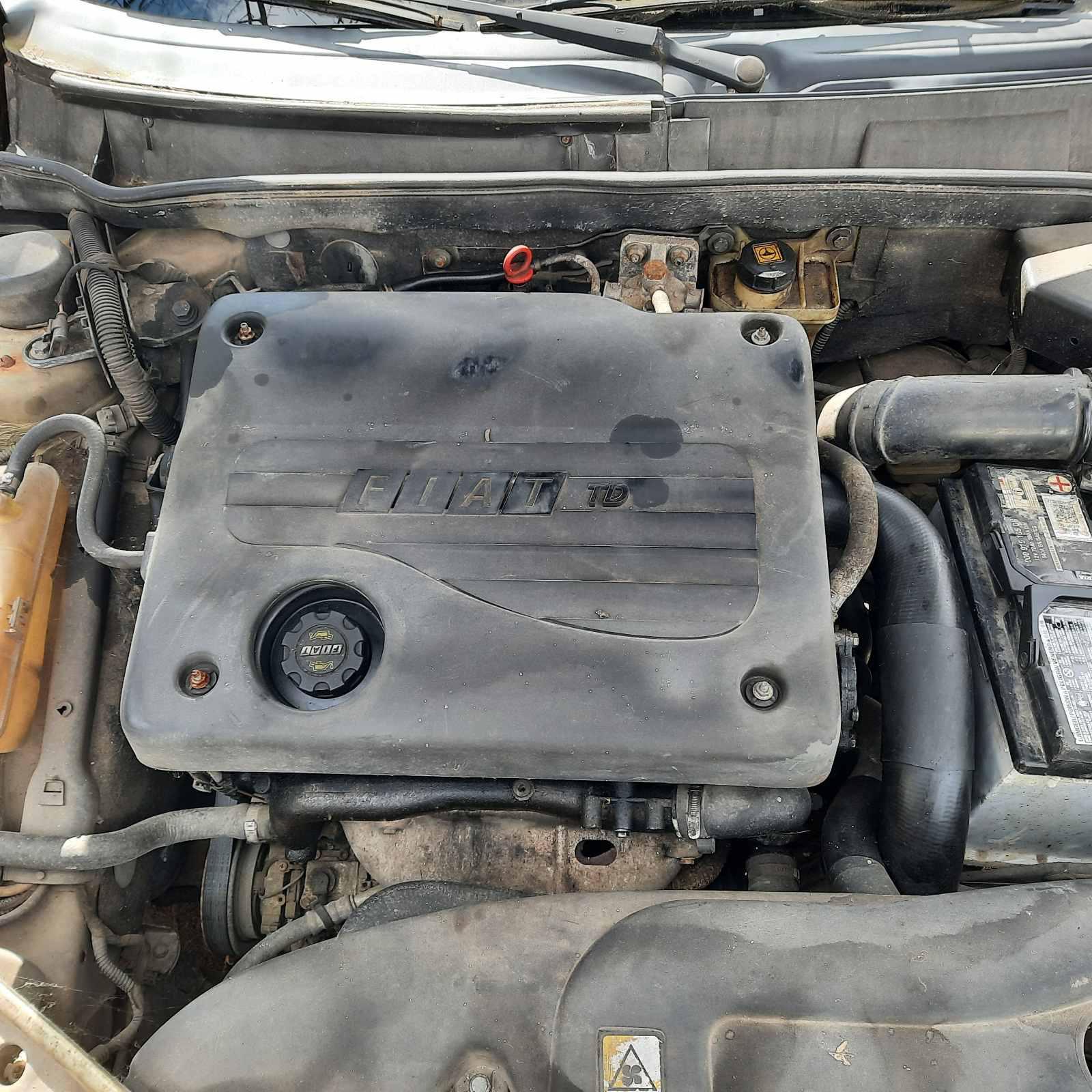 Подержанные Автозапчасти Foto 2 Fiat BRAVA 1996 1.9 машиностроение хэтчбэк 4/5 d. желтый 2021-4-07 A6134