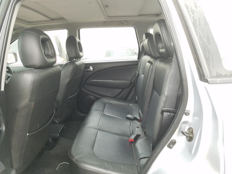 Подержанные Автозапчасти Mitsubishi OUTLANDER 2004 2.4 автоматическая напрямик 4/5 d. серебро 2021-2-25
