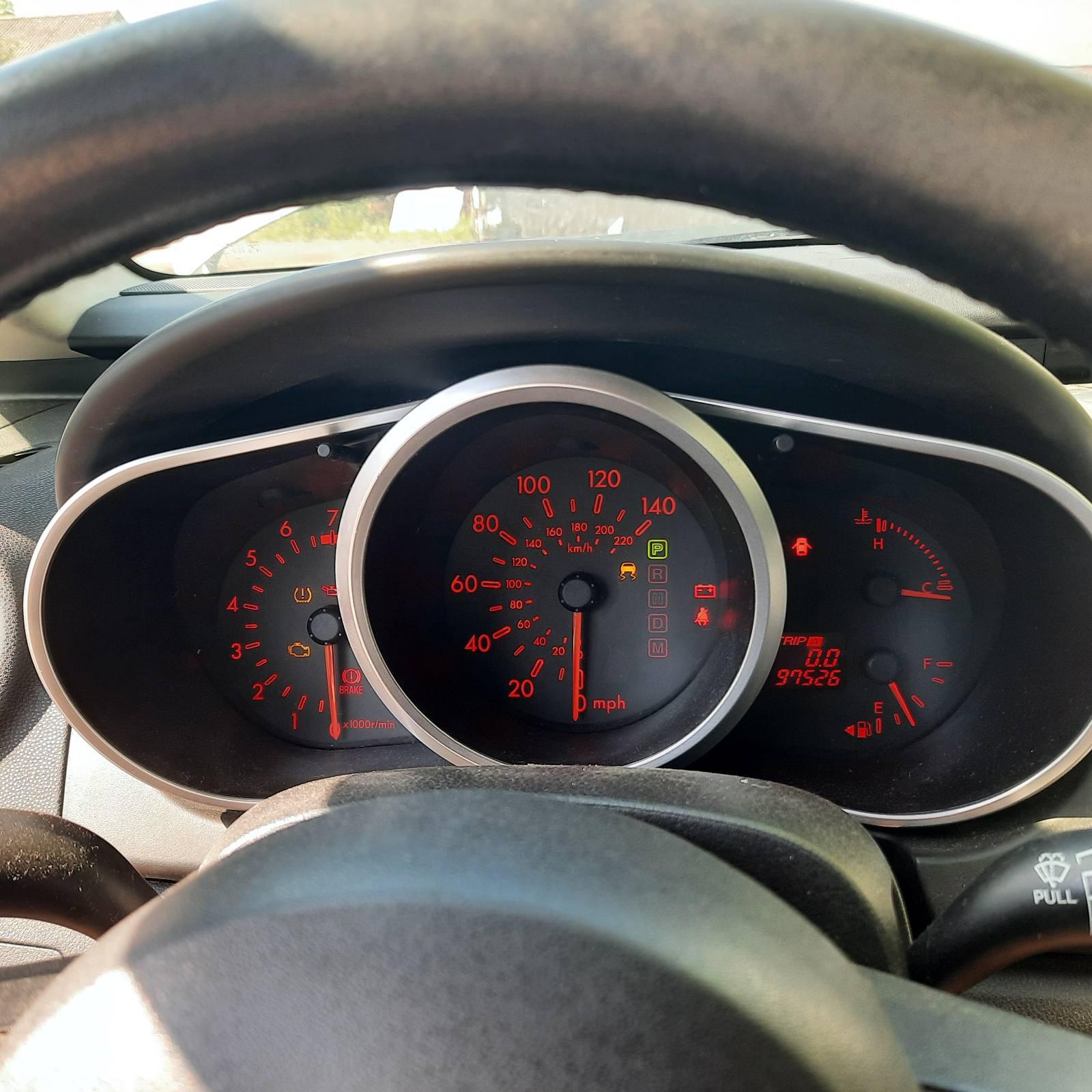 Naudotos automobilio dalys Mazda CX-7 2007 2.3 Automatinė Visureigis 4/5 d. Sidabrine 2021-6-24