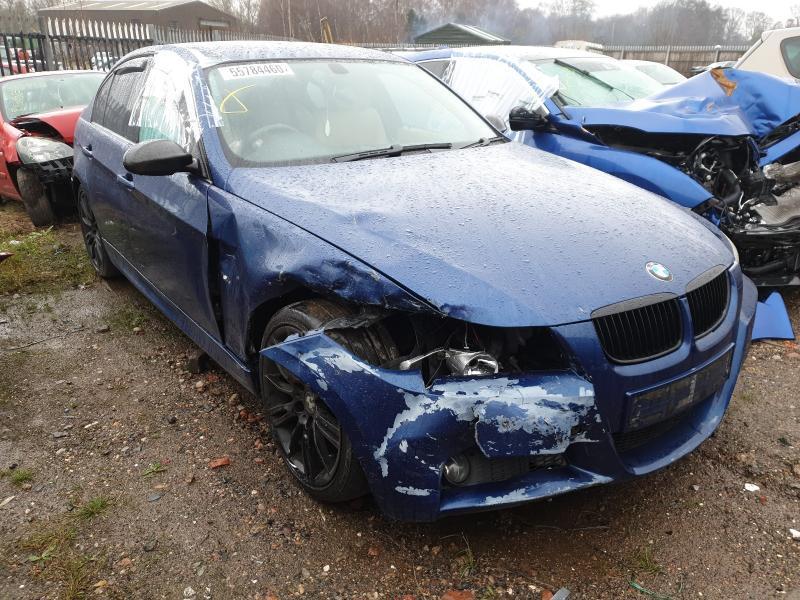 Подержанные Автозапчасти BMW 3-SERIES 2006 2.0 машиностроение седан 4/5 d. синий 2021-2-25