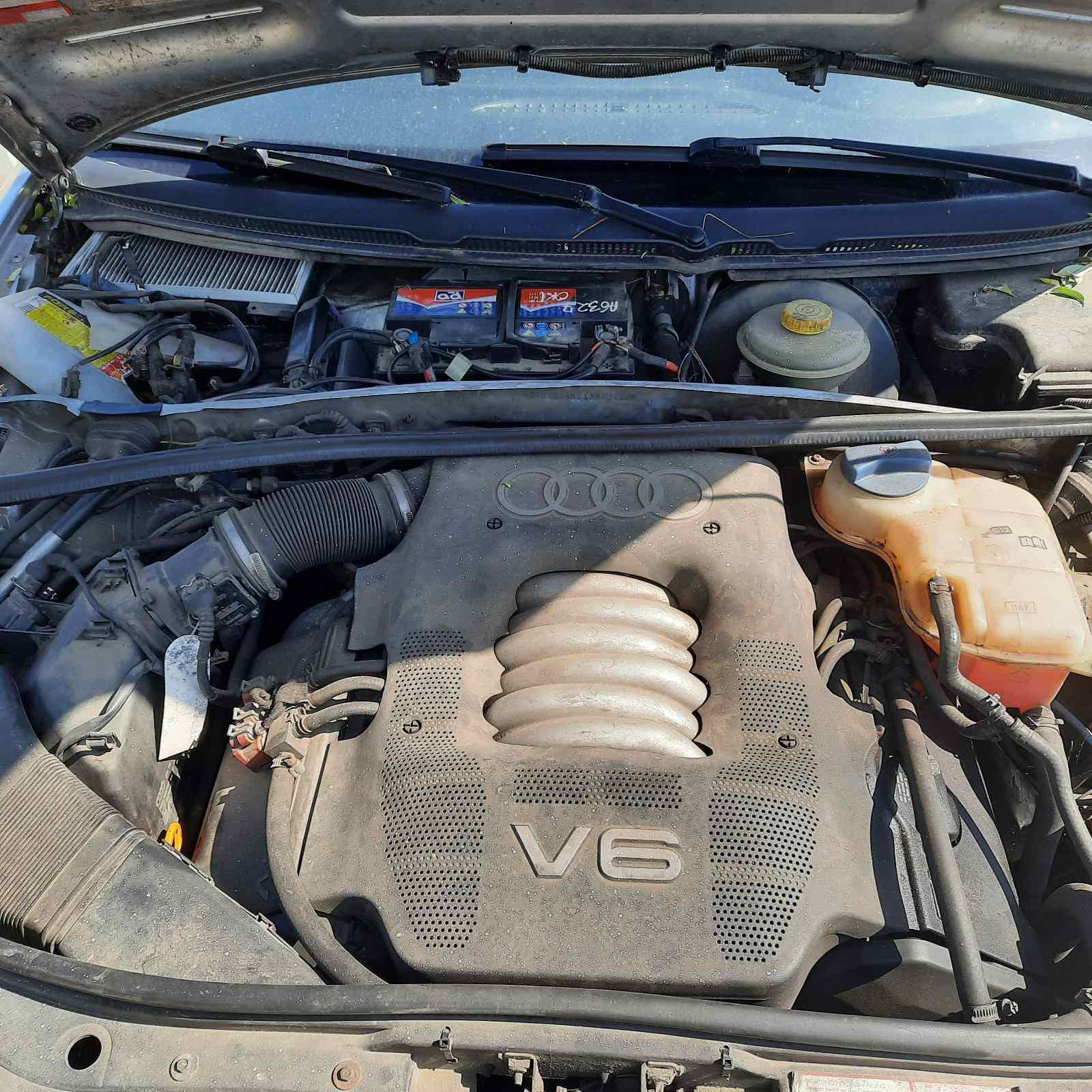 Foto-3 Audi A6 A6, C5 1997.01 - 2001.08 1999 Petrol 2.4
