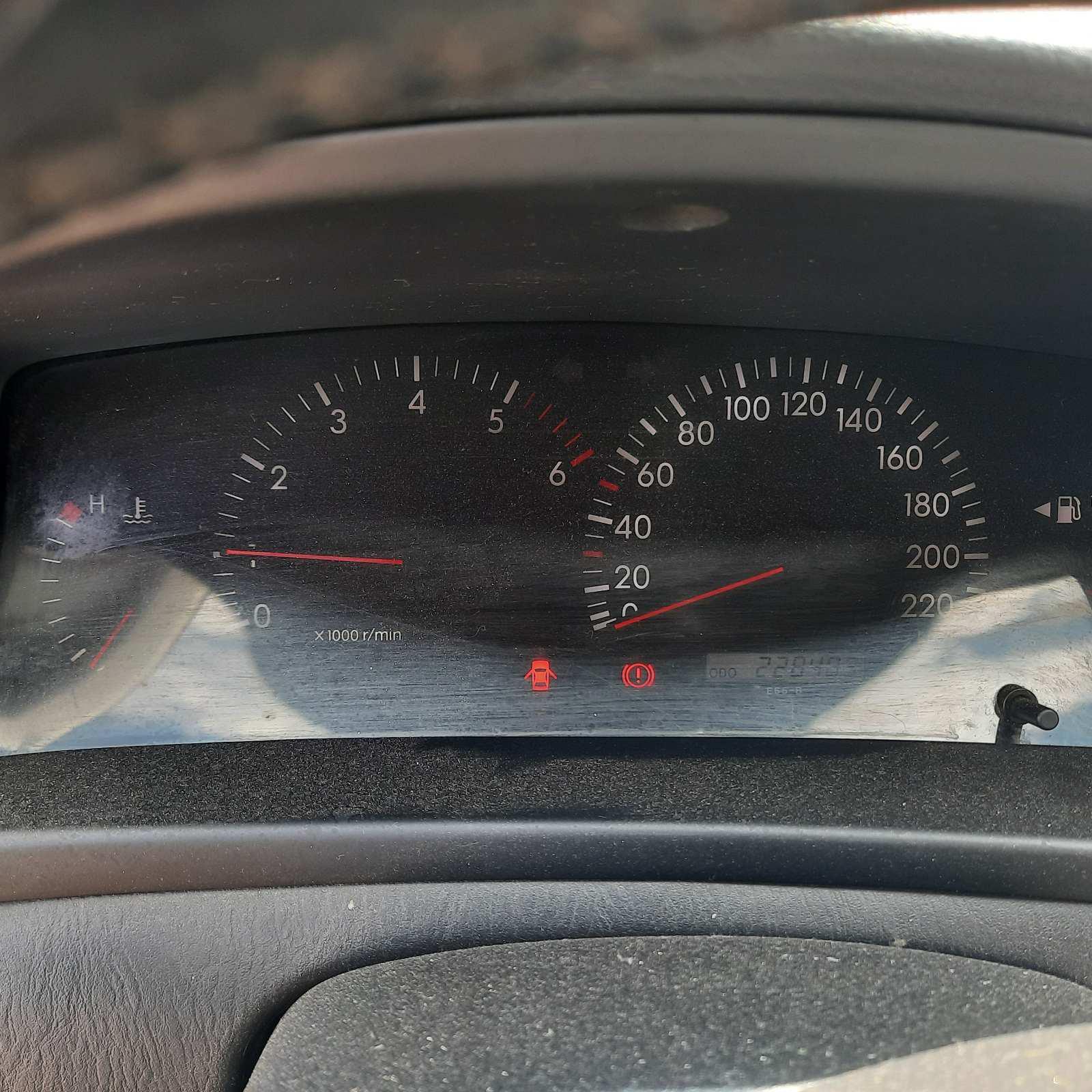 Naudotos automobilio dalys Toyota COROLLA VERSO 2004 2.0 Mechaninė Vienatūris 4/5 d. Pilka 2021-7-02