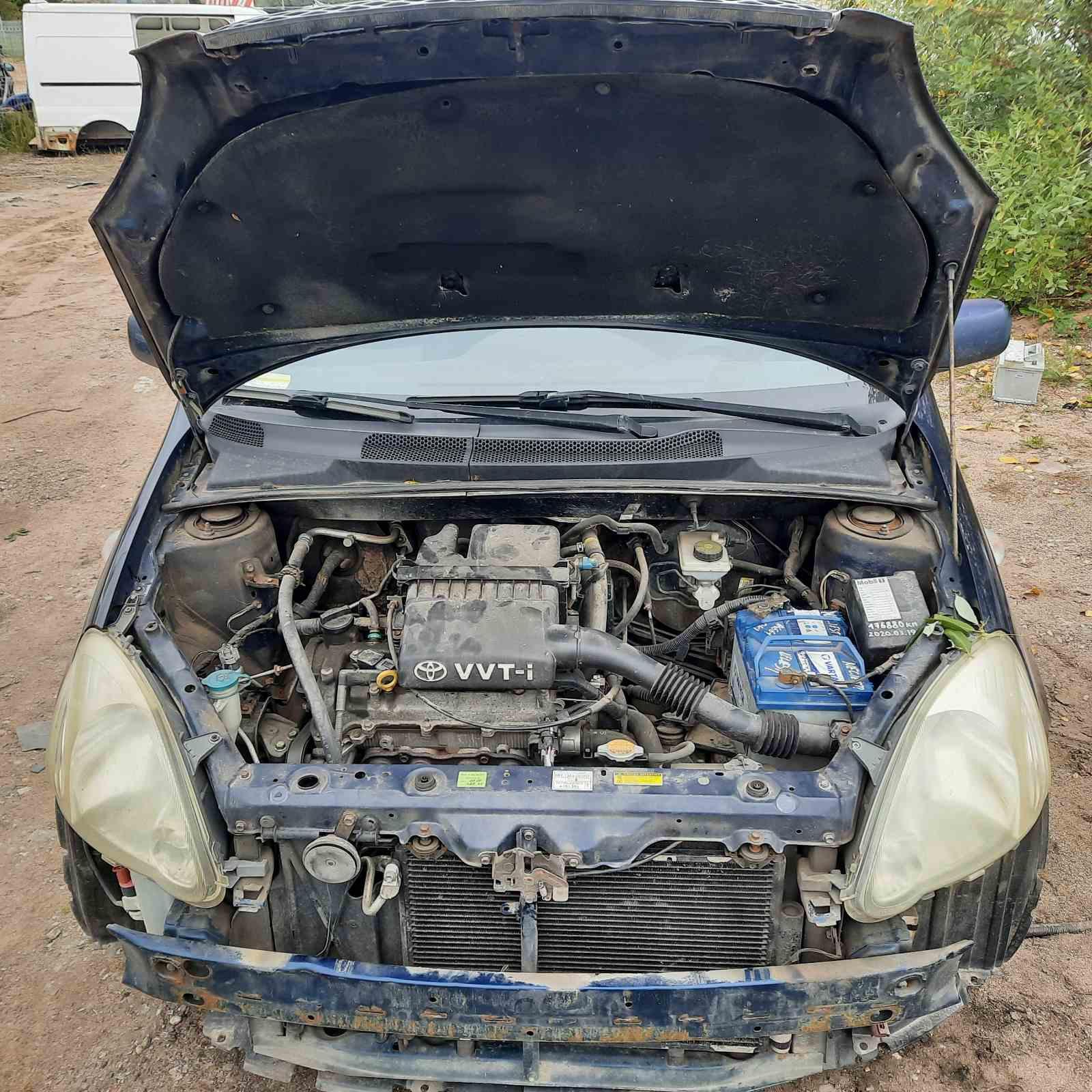 Foto-3 Toyota Yaris Yaris, 2003.03 - 2005.09 facelift 2004 Petrol 1.0