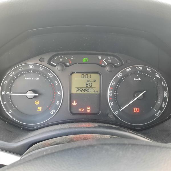 Naudotos automobiliu dallys Foto 5 Skoda OCTAVIA 2004 1.9 Mechaninė Hečbekas 4/5 d. Ruda 2021-9-15 A6656