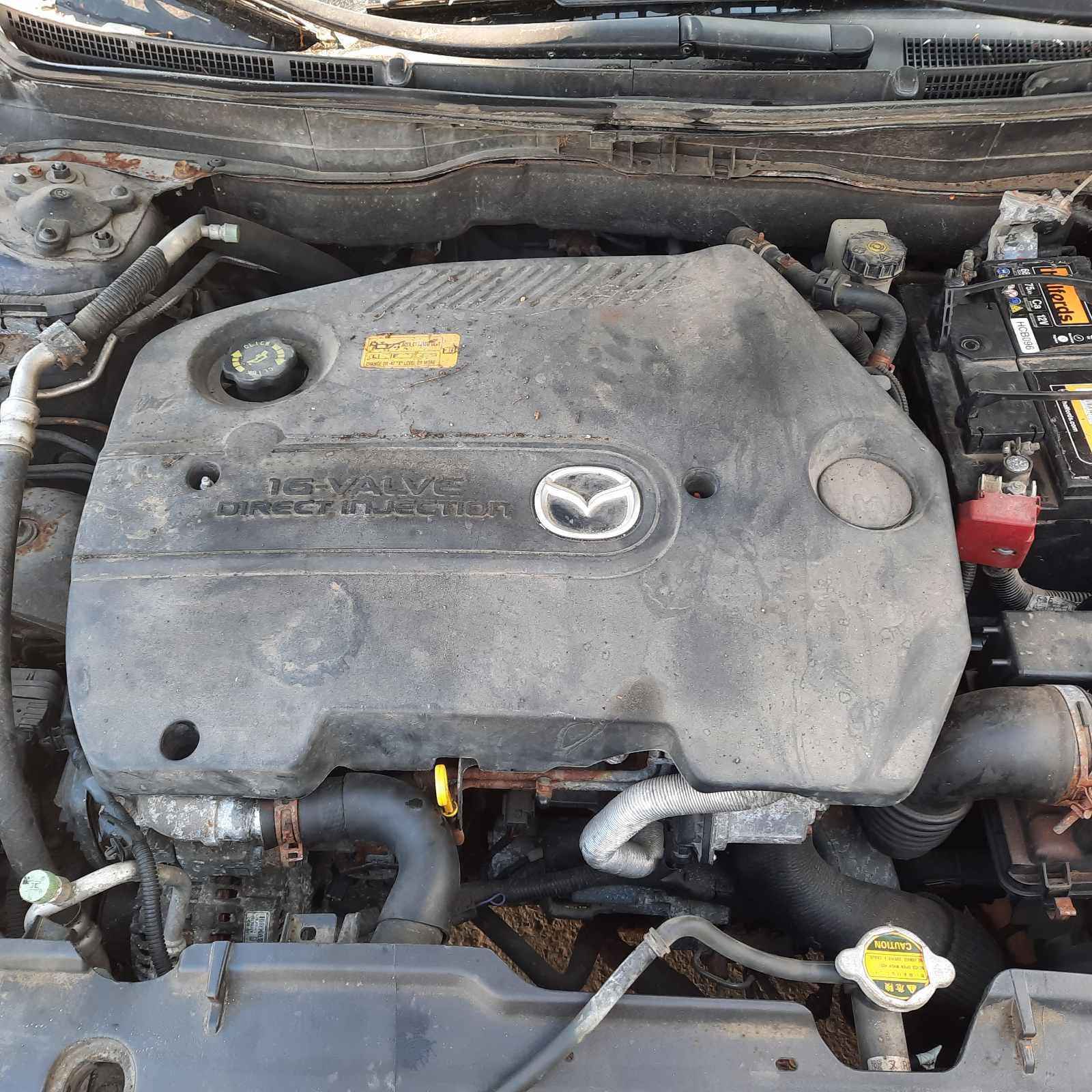 Foto-3 Mazda 6 6, 2007.08 - 2012.12 2008 Diesel 2.0
