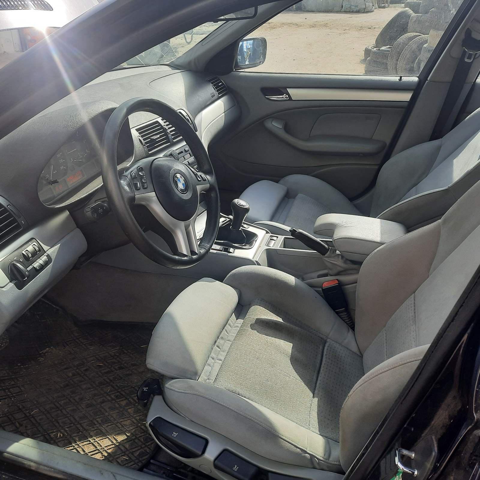 Naudotos automobilio dalys BMW 3-SERIES 2003 2.0 Mechaninė Universalas 4/5 d. Melyna 2021-7-16