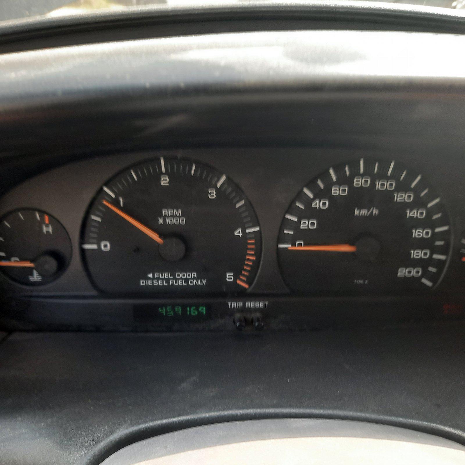 Naudotos automobilio dalys Chrysler VOYAGER 2000 2.5 Mechaninė Vienatūris 4/5 d. Juoda 2021-7-13