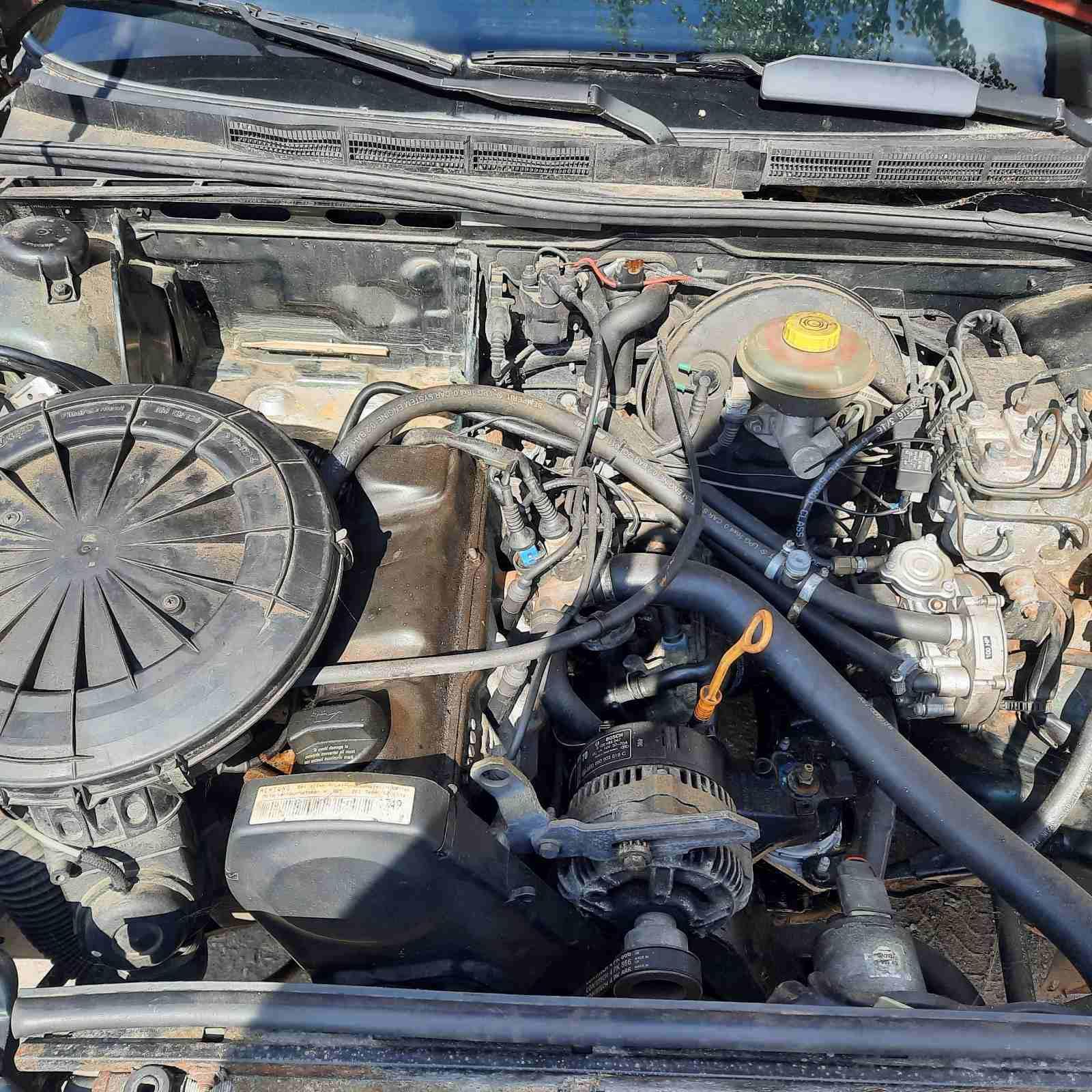 Foto-3 Audi 80 80, B4 1991.09 - 1995.01 1993 Benzinas 2.0