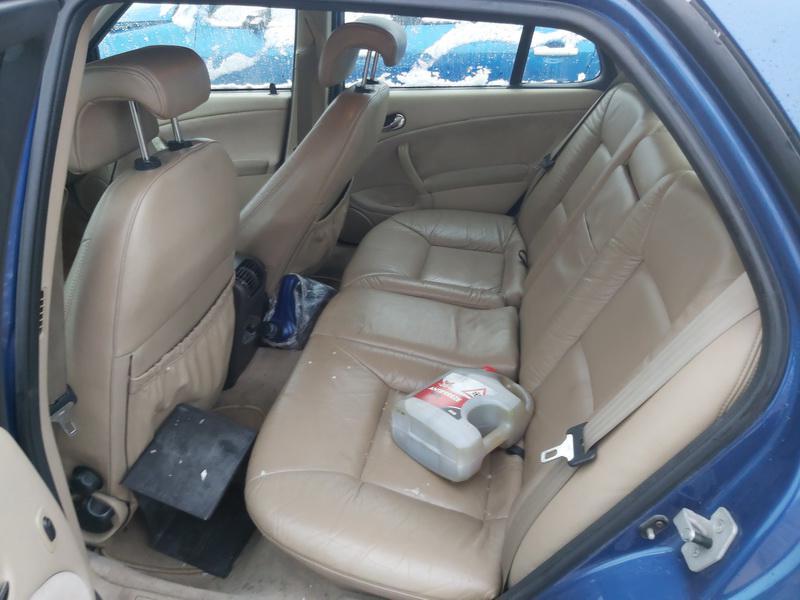 Naudotos automobilio dalys SAAB 9-5 1999 2.3 Mechaninė Sedanas 4/5 d. Melyna 2020-11-23