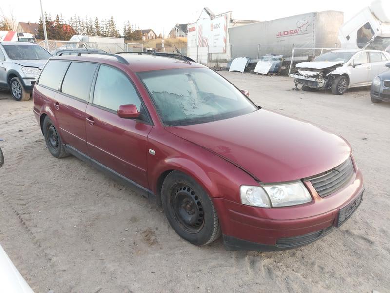 Naudotos automobilio dalys Volkswagen PASSAT 1998 1.8 Mechaninė Universalas 4/5 d. Raudona 2020-12-05
