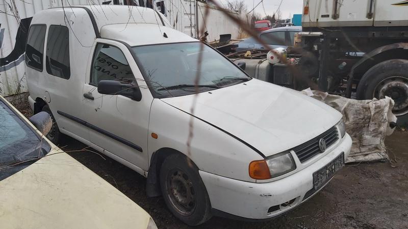 Naudotos automobiliu dallys Foto 1 Volkswagen CADDY 2001 1.9 Mechaninė Komercinis 2/3 d. Balta 2020-12-23 A5961