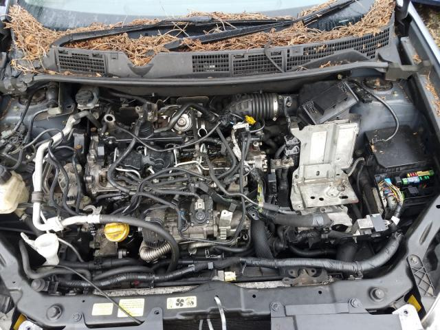 Naudotos automobiliu dallys Foto 7 Nissan QASHQAI 2008 2.0 Mechaninė Visureigis 4/5 d. Pilka 2021-1-11 A6021