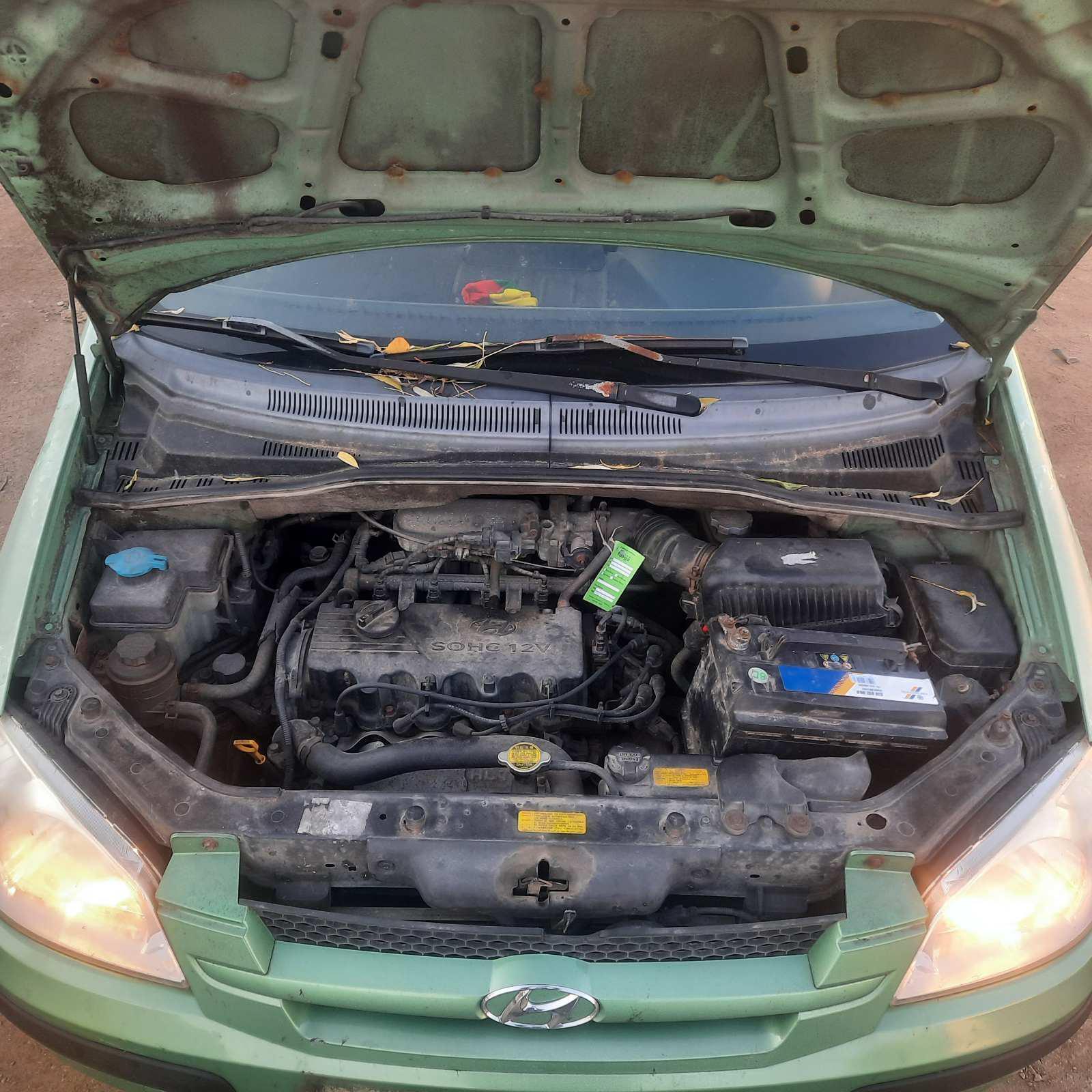 Foto-3 Hyundai Getz Getz, 2002.08 - 2009.06 2005 Petrol 1.3