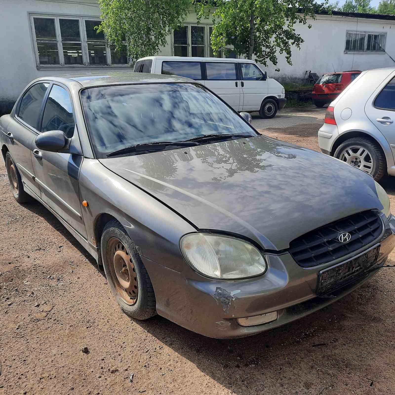Naudotos automobilio dalys Hyundai SONATA 1999 2.0 Mechaninė Sedanas 4/5 d. Pilka 2021-6-10