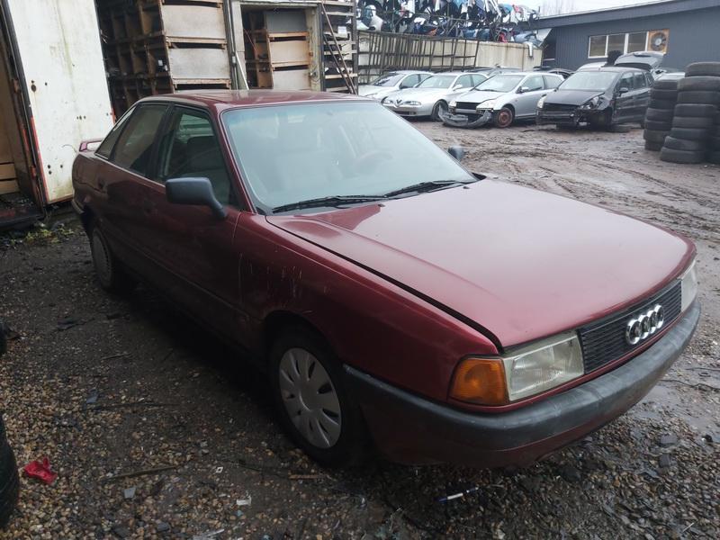Audi 80 1989 2.0 Mechanical