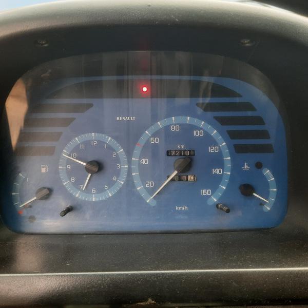 Naudotos automobiliu dallys Foto 7 Renault MASTER 2002 2.2 Mechaninė Krovininis mikroautobusas 2/3 d. Melyna 2021-10-14 A6744
