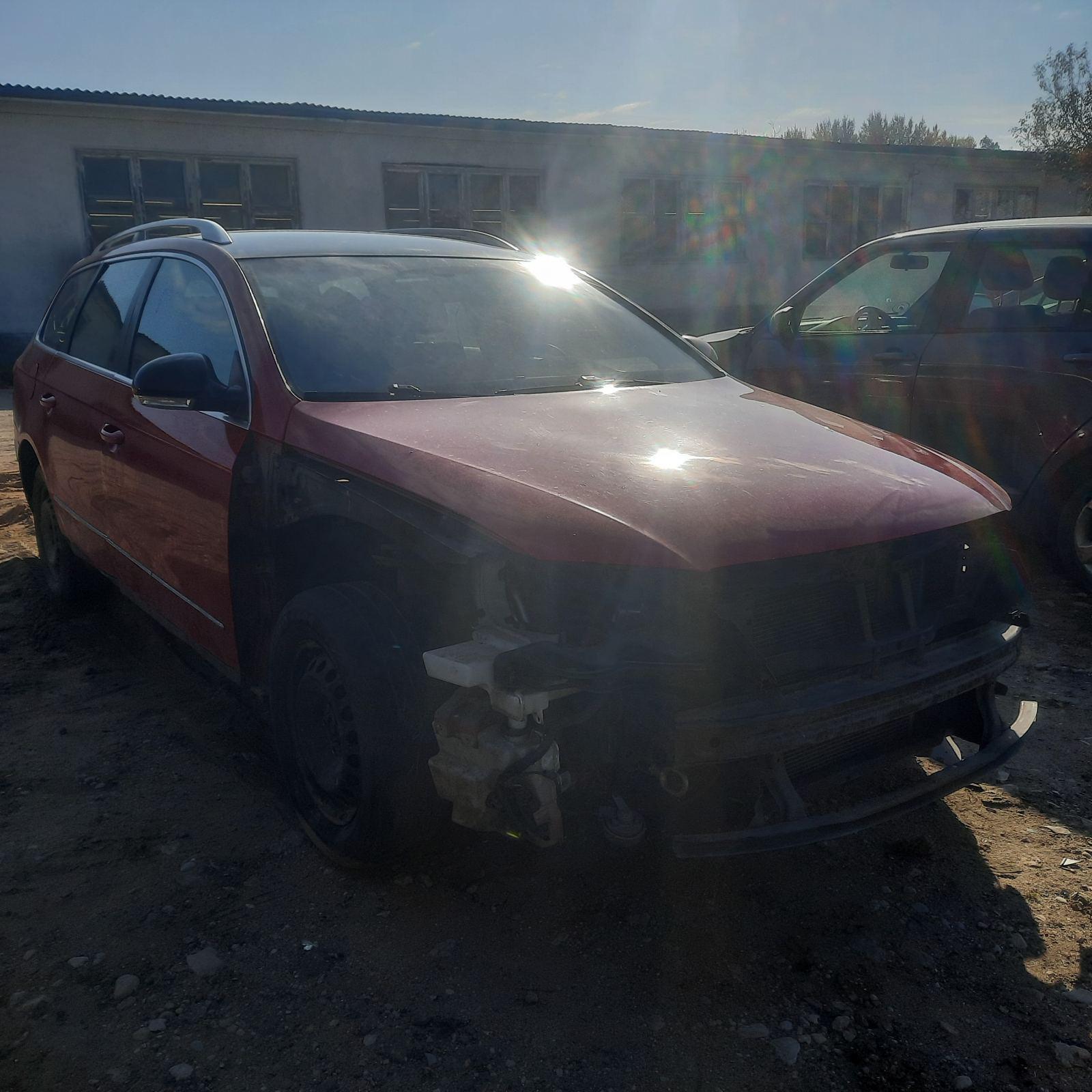 Naudotos automobilio dalys Volkswagen PASSAT 2005 2.0 Mechaninė Universalas 4/5 d. Raudona 2021-10-12
