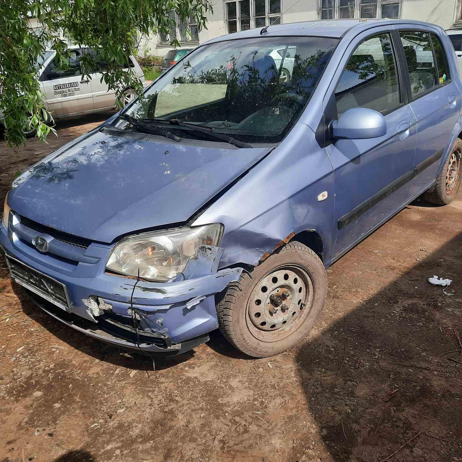 Foto-2 Hyundai Getz Getz, 2002.08 - 2009.06 2004 Petrol 1.3
