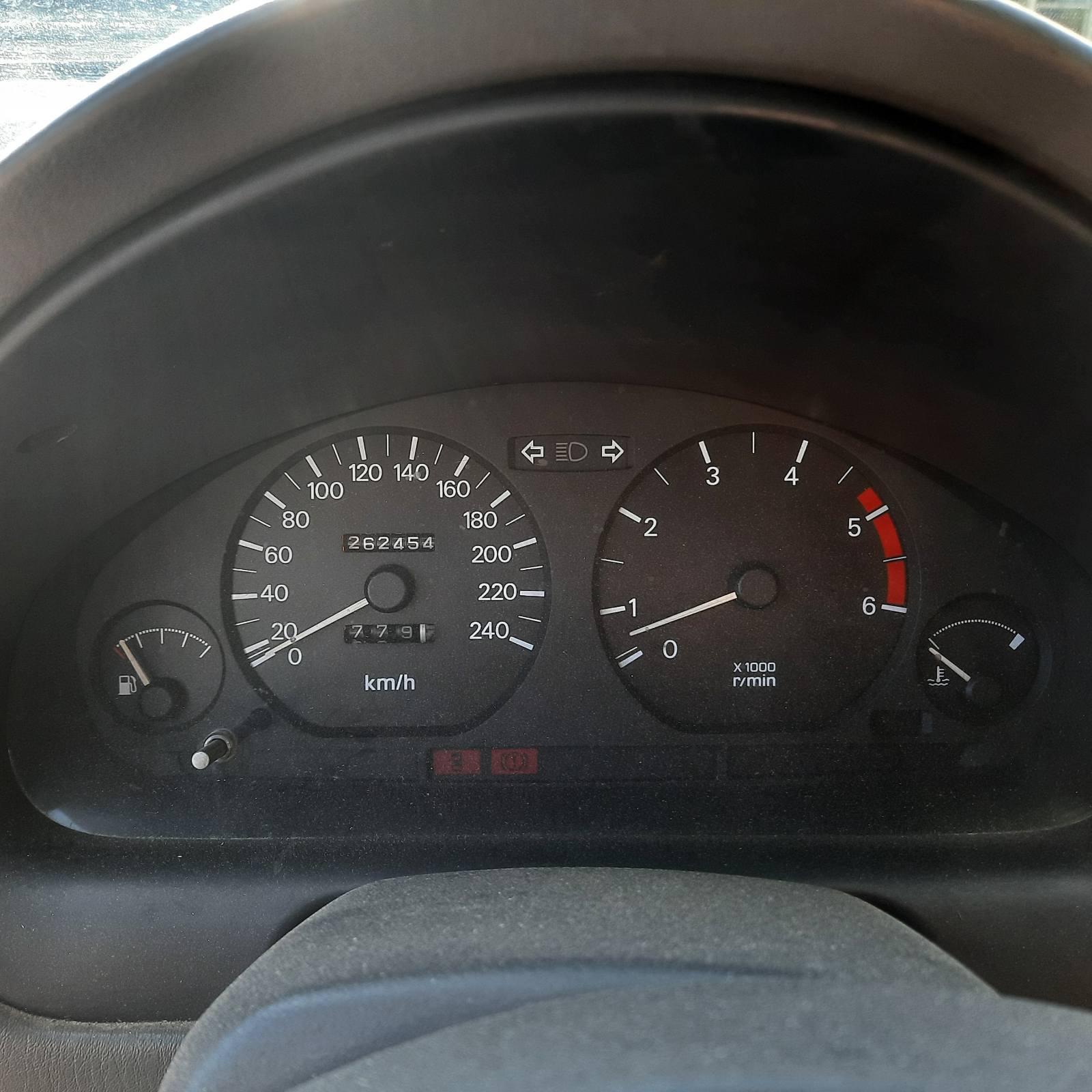 Naudotos automobilio dalys Mitsubishi CARISMA 1997 1.9 Mechaninė Hečbekas 4/5 d. Juoda 2021-6-26