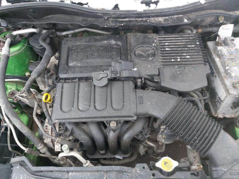 Foto-2 Mazda 2 2, DE 2007.10 - 2014.06 2008 Petrol 1.3