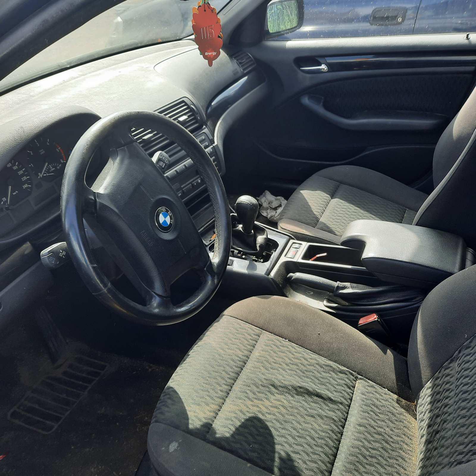 Naudotos automobilio dalys BMW 3-SERIES 2001 2.0 Automatinė Universalas 4/5 d. Pilka 2021-8-24