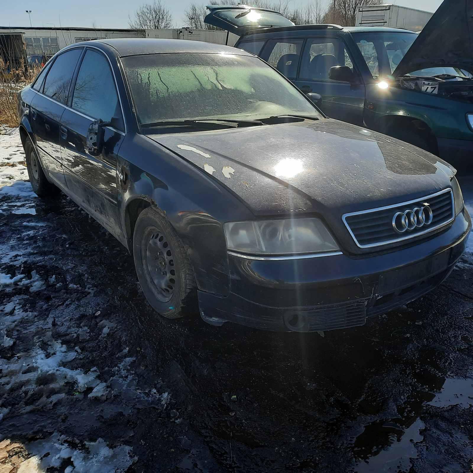 Naudotos automobilio dalys Audi A6 1997 1.8 Mechaninė Sedanas 4/5 d. Melyna 2021-3-23