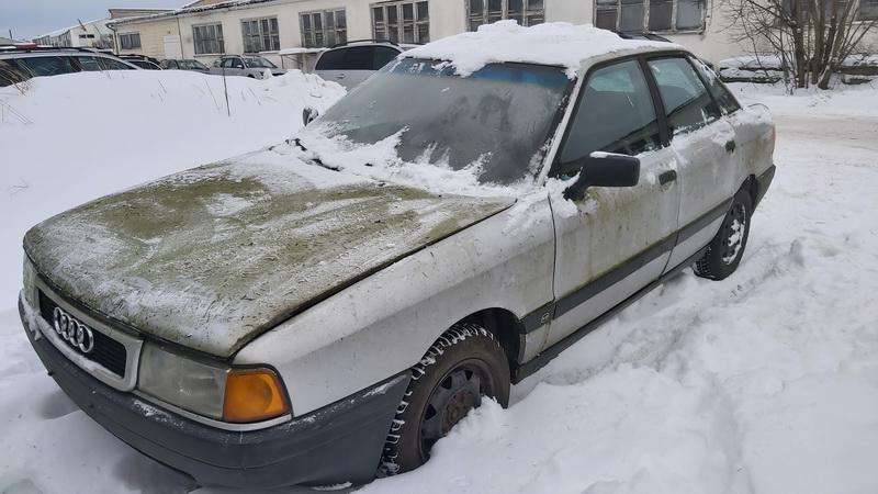 Foto-3 Audi 80 80, B3 1986.06 - 1991.09 1990 Benzinas 1.8