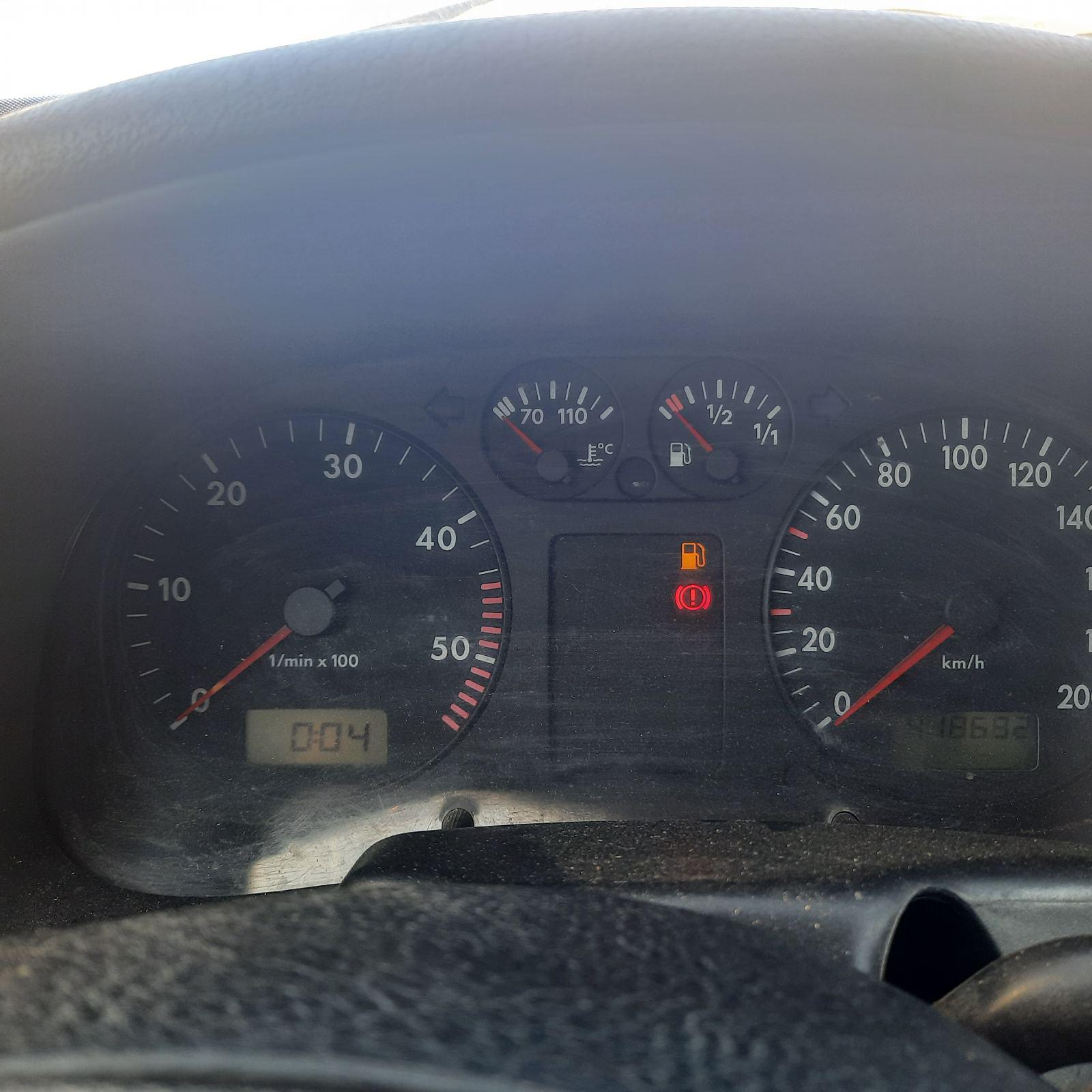 Naudotos automobilio dalys Seat AROSA 2000 1.7 Mechaninė Hečbekas 2/3 d. Melyna 2021-5-31