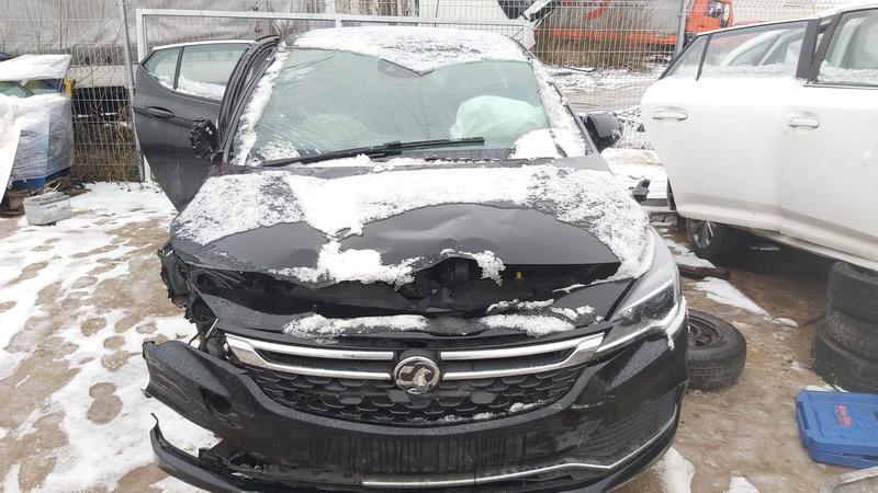 Foto-2 Opel Astra Astra, K 2015.06 - 2019.06 2017 Benzinas 1.4