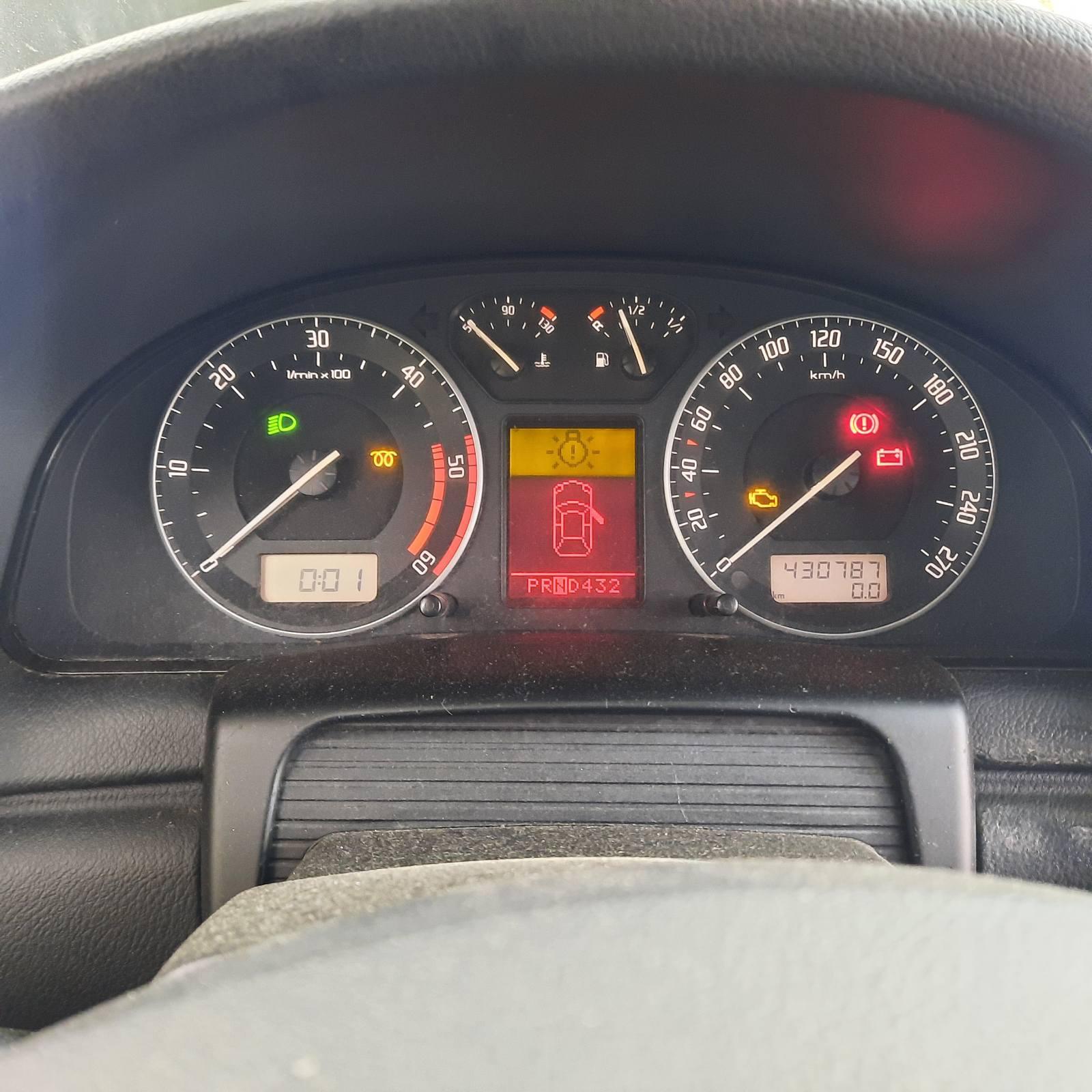 Naudotos automobilio dalys Skoda SUPERB 2006 2.5 Automatinė Sedanas 4/5 d. Pilka 2021-10-01