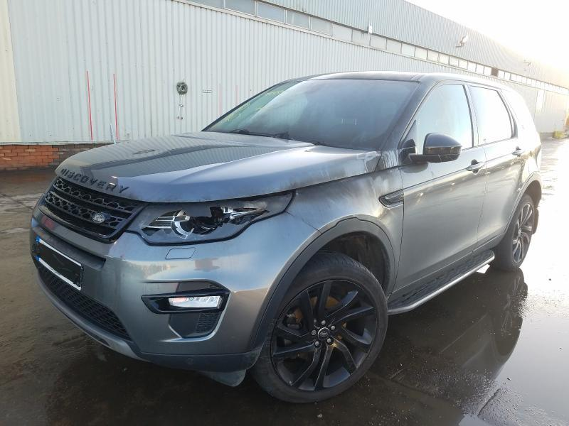 Foto-2 Land-Rover Discovery Sport 2014–2019 (L550) 2017 Diesel 2.0