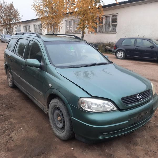 Used Car Parts Opel ASTRA 2000 1.7 Mechanical Universal 4/5 d. Green 2021-10-14