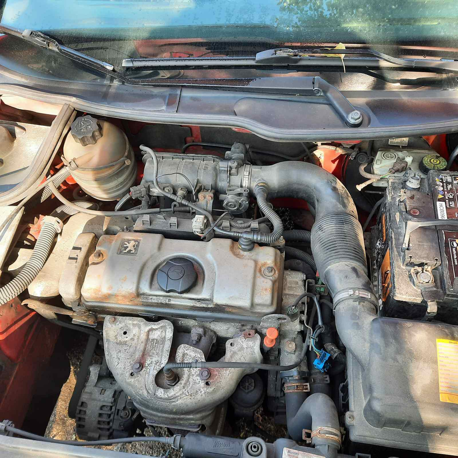 Foto-3 Peugeot 206 206, 2002.07 - 2009.01 facelift 2003 Petrol 1.1