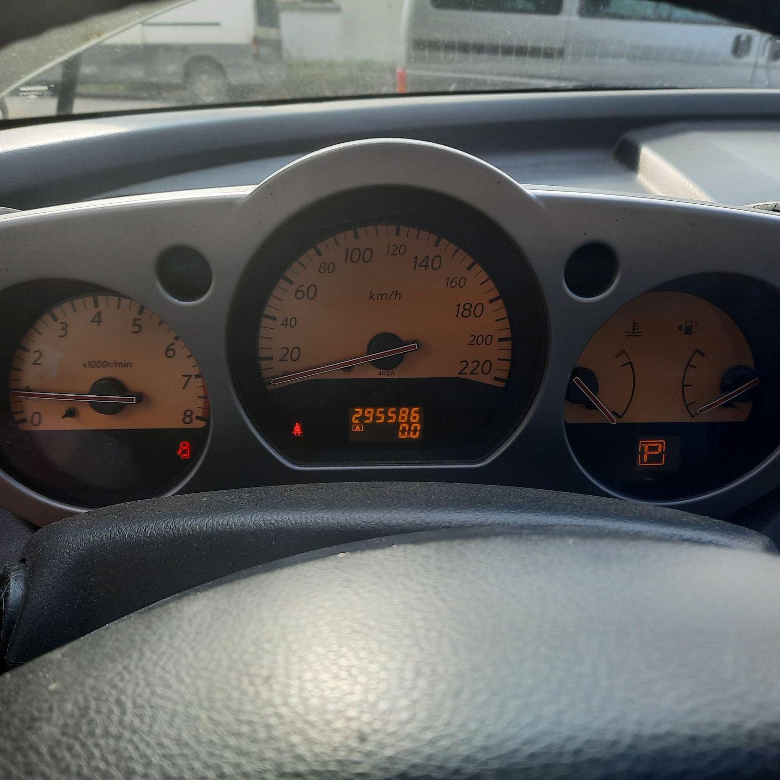 Подержанные Автозапчасти Nissan MURANO 2005 3.5 автоматическая напрямик 4/5 d. Сэнди 2021-7-28