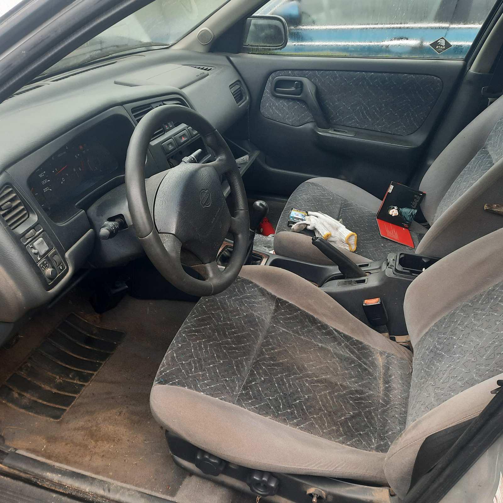 Naudotos automobilio dalys Nissan PRIMERA 1999 2.0 Mechaninė Universalas 4/5 d. Sidabrine 2021-8-18