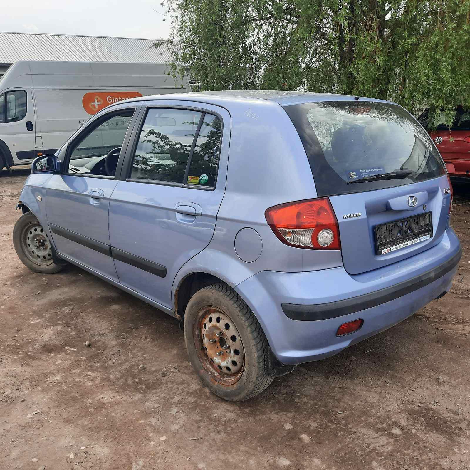 Foto-4 Hyundai Getz Getz, 2002.08 - 2009.06 2004 Petrol 1.3