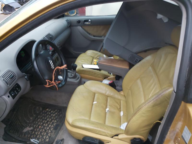 Naudotos automobiliu dallys Foto 5 Audi A3 1997 1.8 Mechaninė Hečbekas 2/3 d. Geltona 2020-11-21 A5841