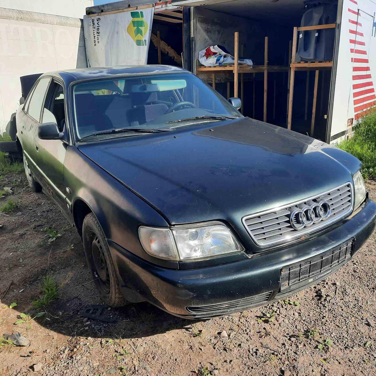 Audi A6 1995 2.5 Mechaninė