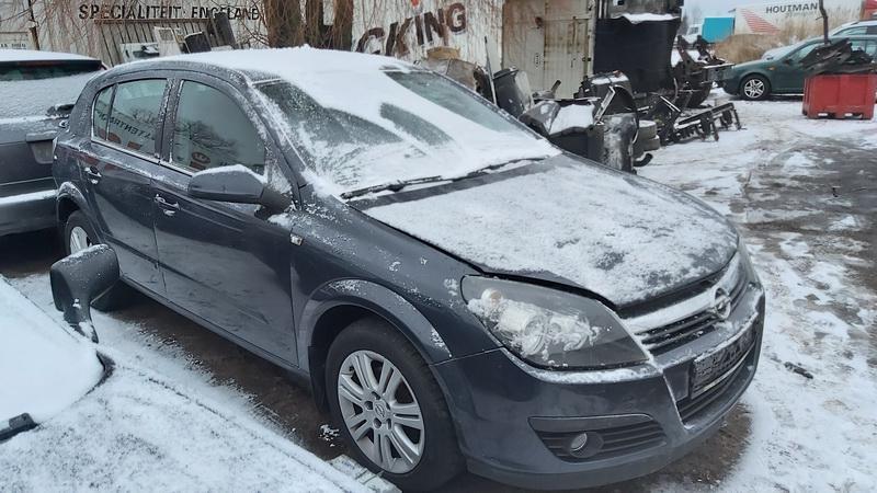 Naudotos automobilio dalys Opel ASTRA 2006 1.3 Automatinė Hečbekas 4/5 d. Melyna 2020-12-30
