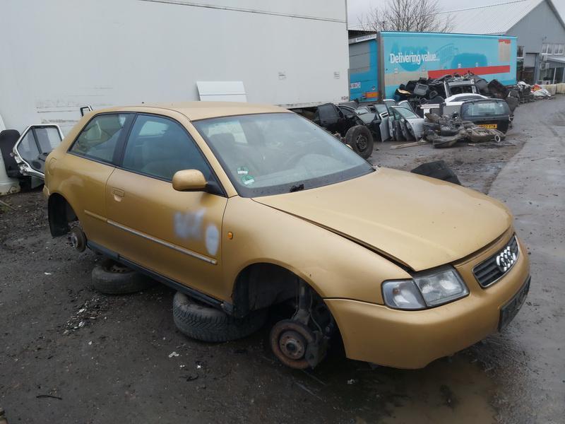 Audi A3 1997 1.8 Mechaninė