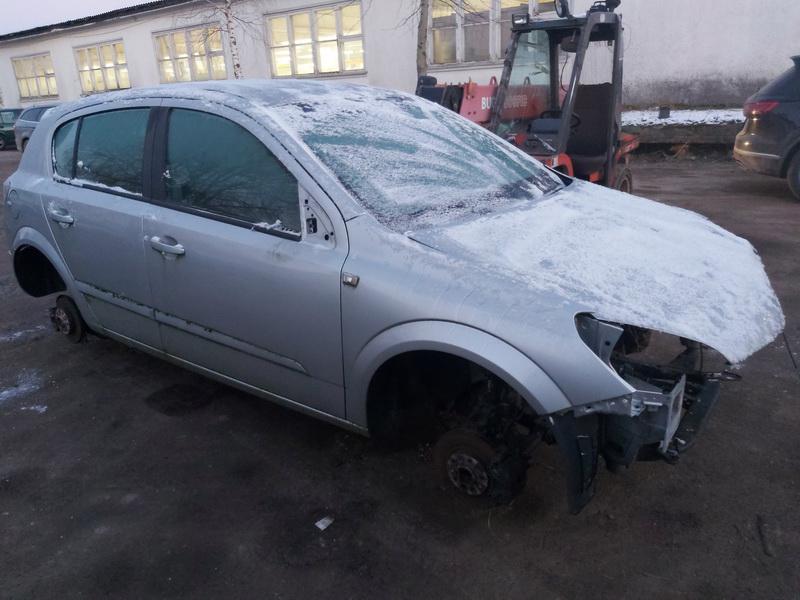 Opel ASTRA 2007 1.7 Mechanical