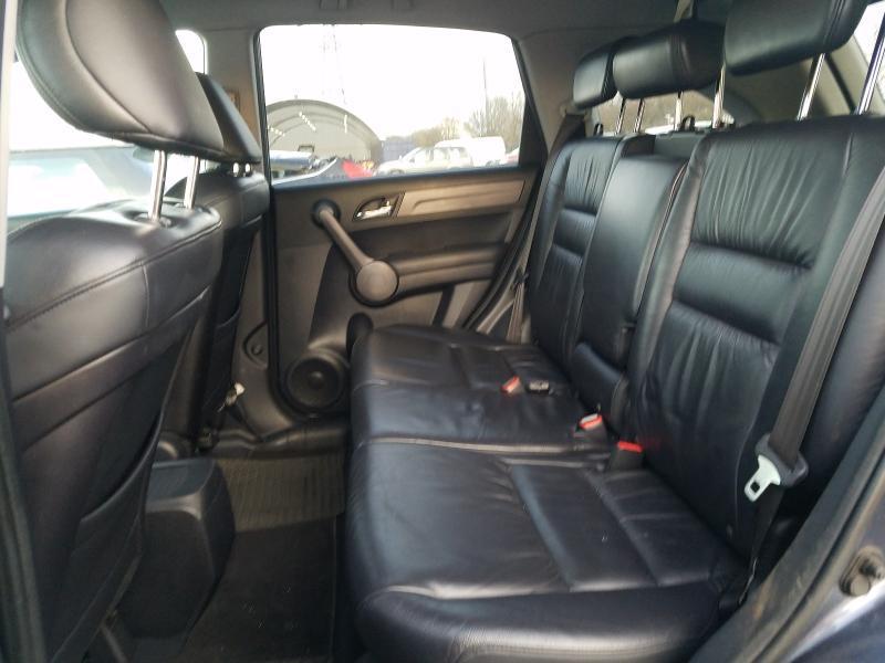 Naudotos automobilio dalys Honda CR-V 2008 2.2 Mechaninė Visureigis 4/5 d. Pilka 2021-1-07