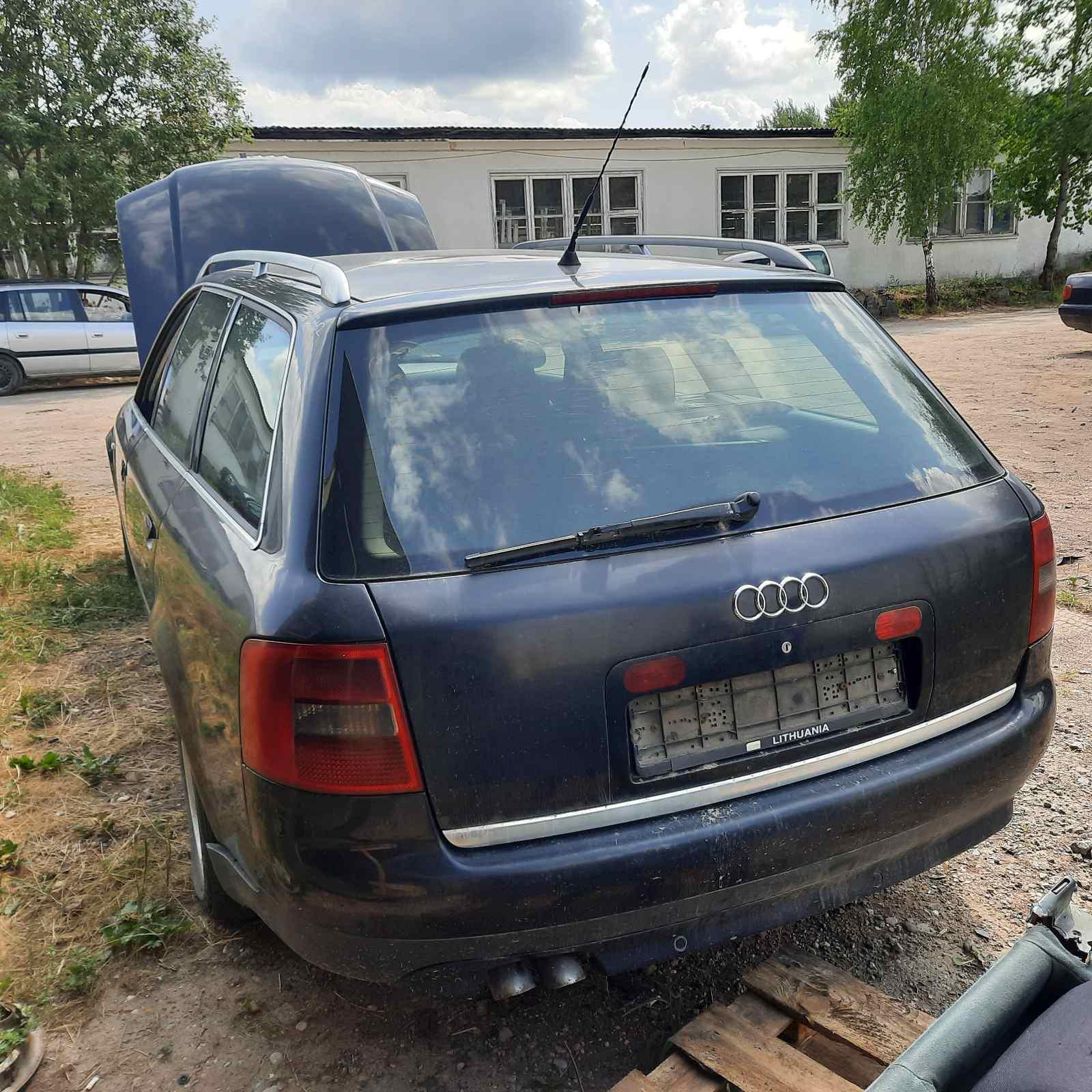 Foto-4 Audi A6 A6, C5 2001.08 - 2005.01 facelift 2004 Diesel 1.9