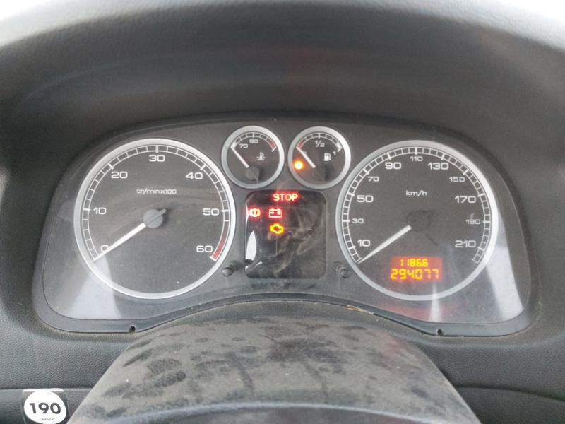 Подержанные Автозапчасти Foto 6 Peugeot 307 2002 2.0 машиностроение универсал 4/5 d. Серый 2020-11-20 A5838