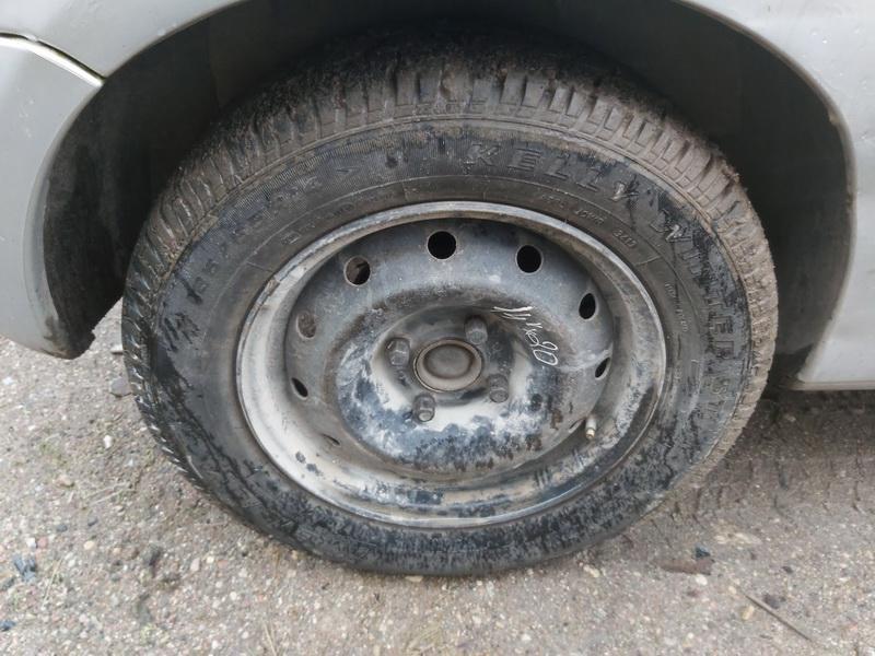 Подержанные Автозапчасти Foto 11 Peugeot 206 2002 1.4 машиностроение хэтчбэк 4/5 d. Серый 2020-11-21 A5840