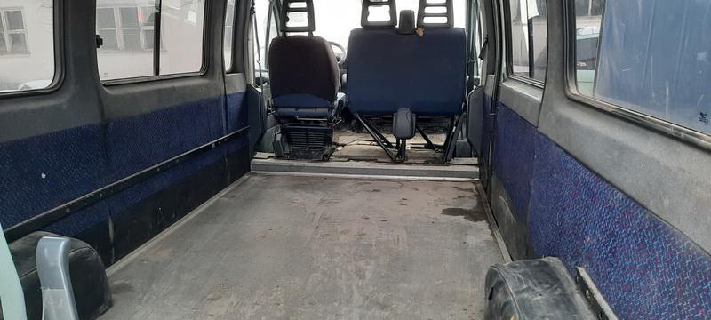 Подержанные Автозапчасти Fiat DUCATO 2001 2.8 машиностроение микроавтобус 2/3 d. зеленый 2021-2-23