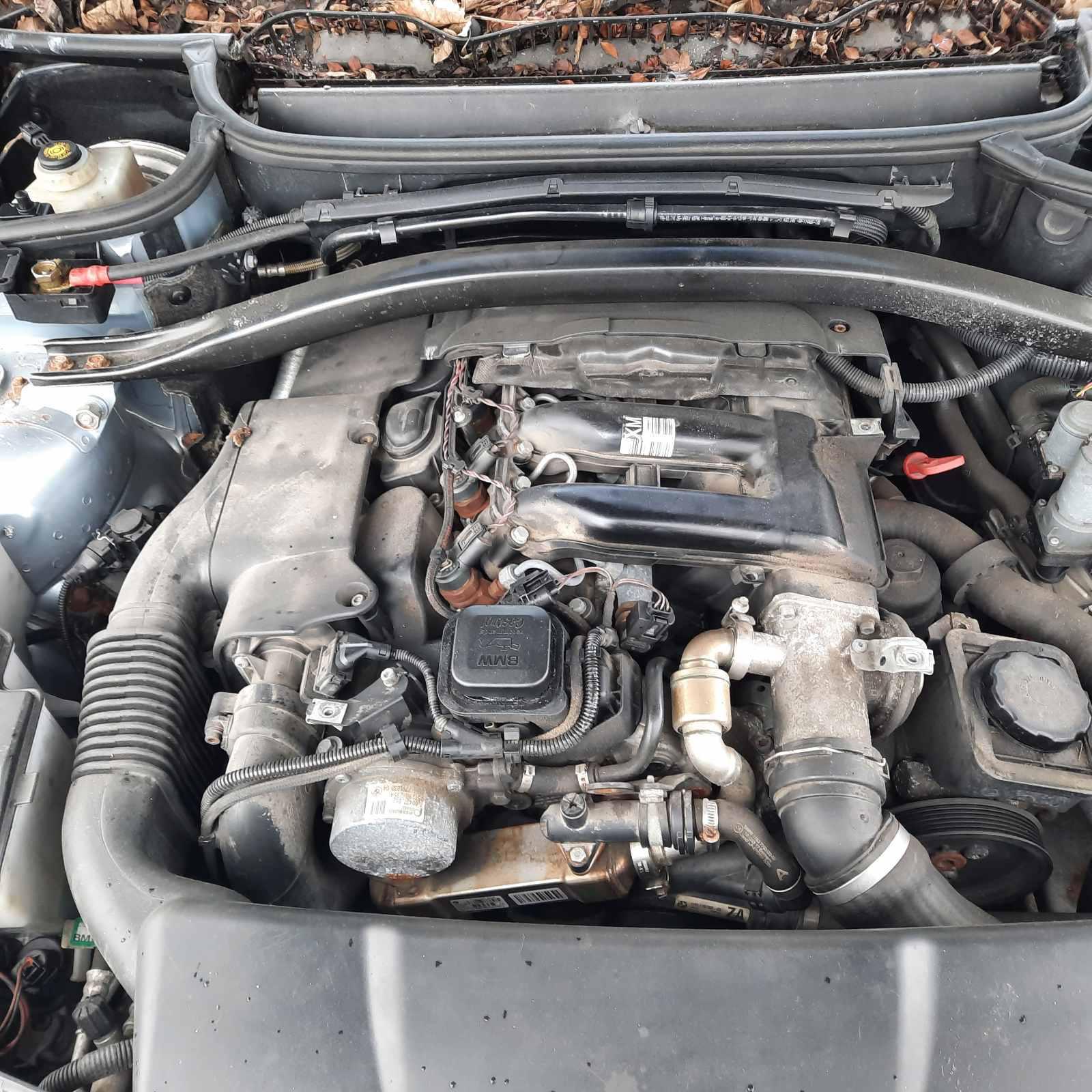 Подержанные Автозапчасти Foto 2 BMW X3 2005 2.0 машиностроение напрямик 4/5 d. синий 2021-4-07 A6135