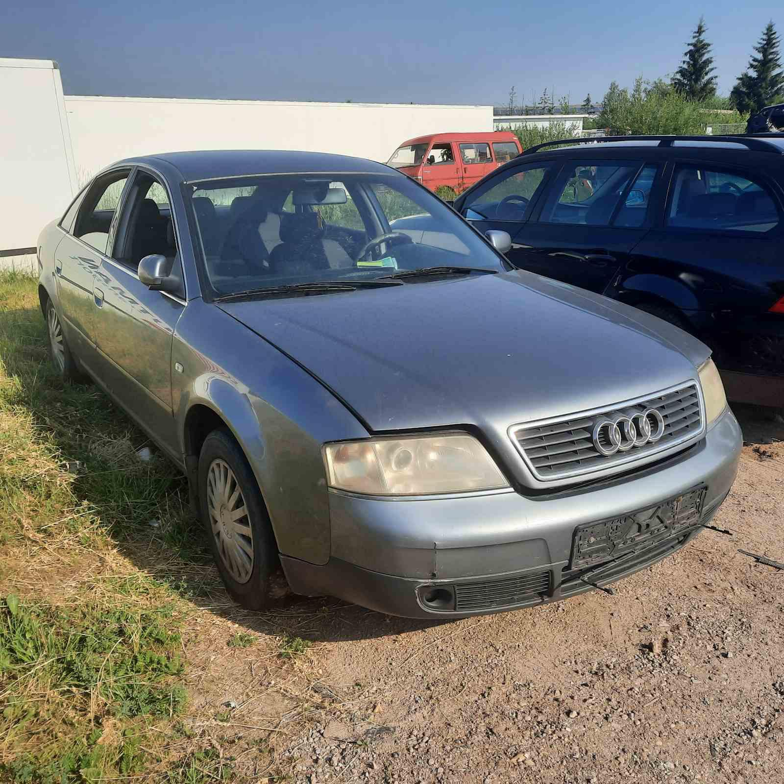 Audi A6 1998 1.8 Mechaninė